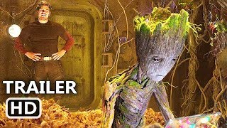 Download GUARDIANS OF THE GALAXY 2 Teen Groot Extended Scene (2017) Marvel Movie HD Video