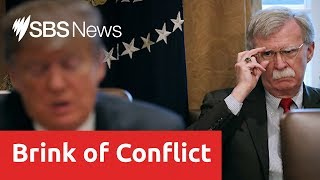 Download US official warns Iran over weakness claim Video