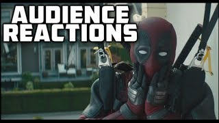 Download Deadpool 2 {SPOILERS RE-POST}: Audience Reactions | May 18, 2018 Video