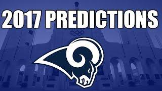 Download Los Angeles Rams 2017 Record Predictions Video