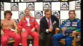 Download Alain Prost after Adelaide 1990 Video