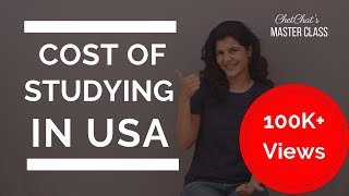 Download Cost of Studying in USA | How Much Does it Cost to Study Abroad in the USA | ChetChat Video
