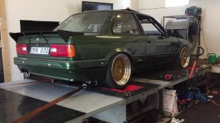 Download Max Löfqvist Swedish E30 S50B30 Turbo. Video