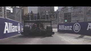 Download Human vs Machine | Nicki Shields races an autonomous car | Roborace Video
