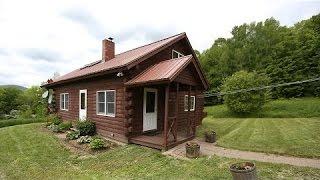 Download Cozy Vermont Cabin Video