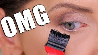 Download WORLD'S SCARIEST MASCARA ... OMG! Video