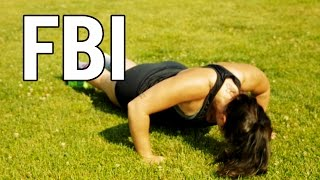 Download Everyday Women Take The FBI Fitness Test Video