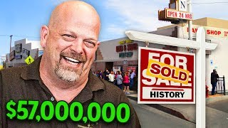 Download Why Rick Harrison Will Sell The Pawn Shop In 2019 | Pawn Stars Video