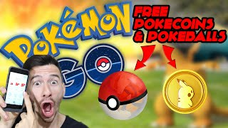 Download How To Get More Pokeballs & Free PokeCoins - Pokemon Go! Video
