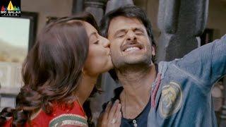 Download Mirchi Telugu Movie Part 5/13 | Prabhas, Anushka, Richa | Sri Balaji Video Video