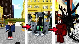 Download COMO VIRAR O VENOM NO NOVO MOD HERÓIS NO MINECRAFT Video