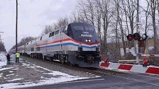 Download Amtrak @ 110 MPH Video