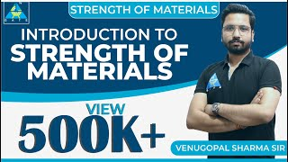 Download Strength of Materials | Introduction to Strength of Materials Video