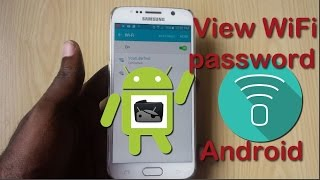 Download How to view WiFi password Android Video