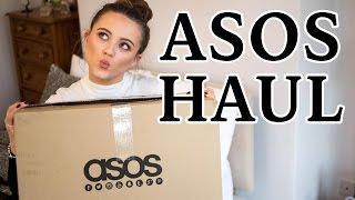 Download ASOS HAUL AND TRY ON | AUTUMN 2016 Video