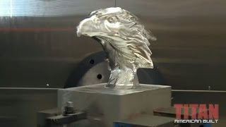 Download CNC Machining Titan's Eagle Video