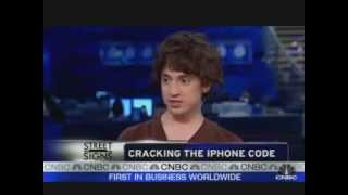Download Unlocking iPhone.Interview with 17 Year iPhone Hacker - Geohot.Sony and Apple at a loss Video