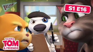 Download Talking Tom and Friends - Hank the Director (Season 1 Episode 16) Video