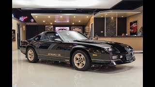 Download 1985 Chevrolet Camaro IROC Z28 For Sale Video