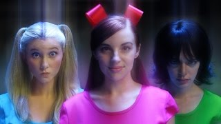 Download THE POWERPUFF GIRLS (a fan film by Chris .R. Notarile) Video