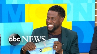 Download Kevin Hart talks becoming a dad for third time, reveals life lessons from book Video