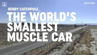 Download The world's smallest muscle car – Flyin' Miata's V8-engined Mazda MX-5 Video