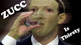 Download Every Single Time Mark Zuckerberg Takes a Sip of Water Video
