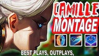 Download CAMILLE MONTAGE | BEST CAMILLE PLAYS | @LeagueOfLegends Video