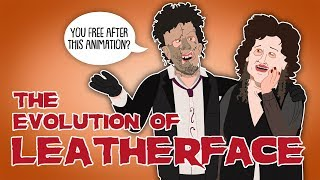 Download The Evolution of Leatherface (Animated) Video