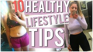 Download 10 TIPS FOR A SUSTAINABLE HEALTHY LIFESTYLE Video