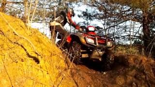 Download Honda trx 500 Żwirownia Kołbiel Video