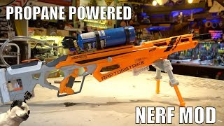 Download Propane Powered Nerf Blaster! Video