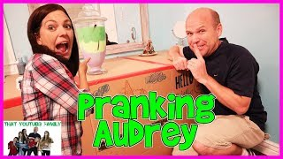 Download Parents Prank Audrey / That YouTub3 Family Video