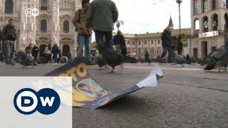 Download Schicksalhaftes Referendum in Italien | DW Nachrichten Video