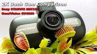Download 2K Dash Cam Comparison [Sony Starvis IMX326 vs Omnivision OV4689] A119, NextBase 512GW, MF3 Video