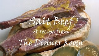 Download Salt Beef How to Make - The Cooking Process Video