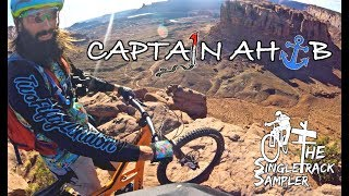 Download IS CAPTAIN AHAB THE BEST MTB TRAIL IN MOAB? I'LL LET YOU BE THE JUDGE! Video