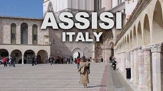 Download Basilica of St. Francis of Assisi, Italy Video