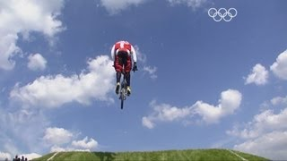 Download Men's BMX Quarter Finals | London 2012 Olympics Video