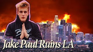 Download Jake Paul Ruins Los Angeles Video
