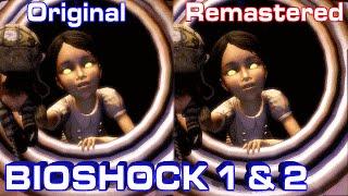 Download Bioshock Comparison: Original vs. Remastered (The Collection) HD Video