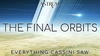 Download What has NASA's Cassini seen during its Grand Finale? Video