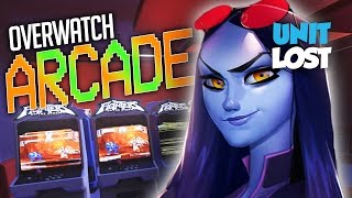 Download Overwatch Arcade - Widowmaker SUPER Headshot MODE! Video