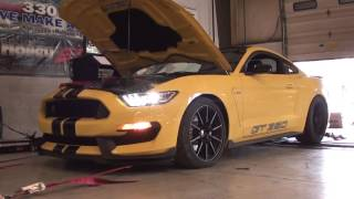 Download Ford Mustang Shelby GT350 Headers Before & After Video