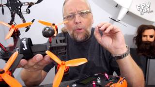 Download Swellpro Swift2 - 220mm size RTF FPV race quad Video