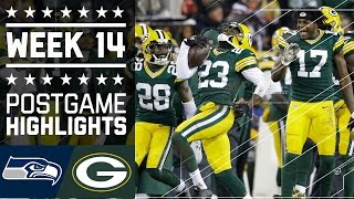 Download Seahawks vs. Packers | NFL Week 14 Game Highlights Video