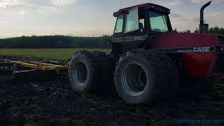 Download LETS PLOW...Featuring Old Smokey! CaseIH 4694 Video
