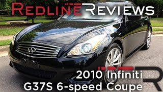 Download 2010 Infiniti G37S 6-speed Coupe Review, Walkaround, Exhaust & Test Drive Video