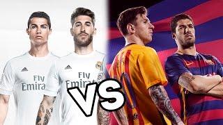 Download Barcelona vs Real Madrid (Rap de Porta) 2016 Video