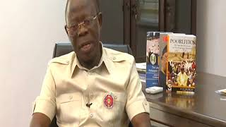 Download The Platform: Big Talk with APC National Chairman, Adams Oshiomhole Video
